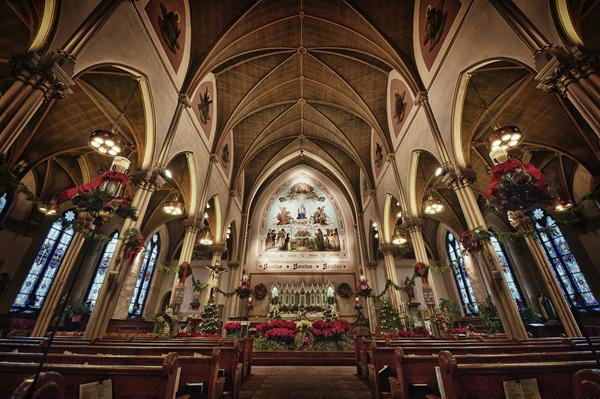 St. Mary's Roman Catholic Church, Long Island City, NY