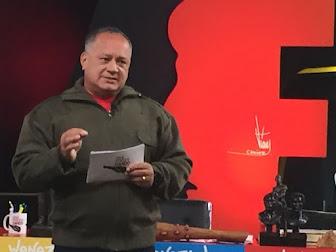 Cabello, sobre Óscar Pérez: Había órdenes de resguardar su vida pero nunca dejaron de disparar