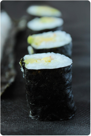 Hoso Maki Sushi
