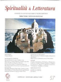 Recuperi/26 - AA.VV., Spiritualità & Letteratura, n. 57