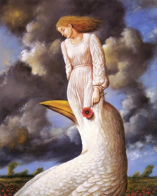 08-Artist-Painter-and-Graphics-Designer-Rafal-Olbinski-Surreal-Paintings-www-designstack-co