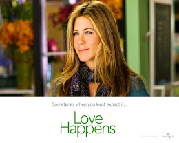 LOVE HAPPENS wallpaper 4
