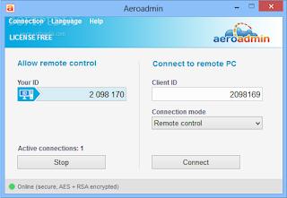 Download Remote Aeroadmin