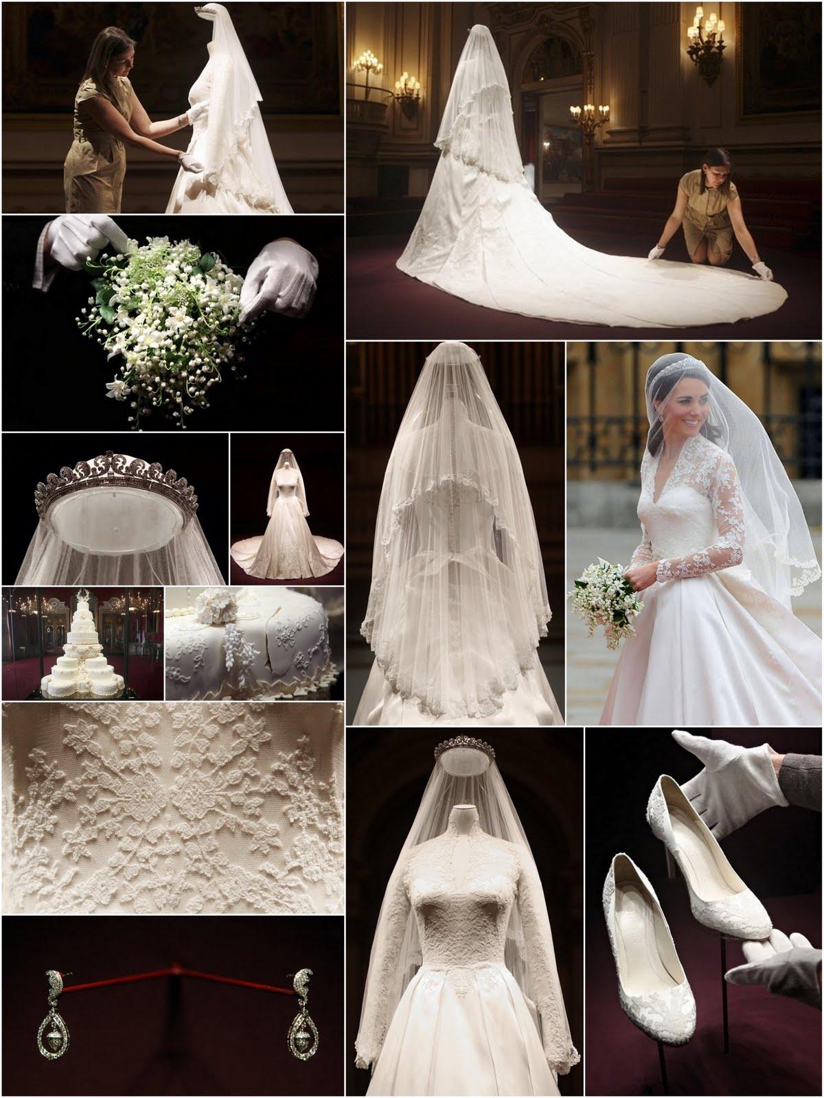 True fashionista now kate middleton 39 s wedding dress on for Wedding dress kate middleton style
