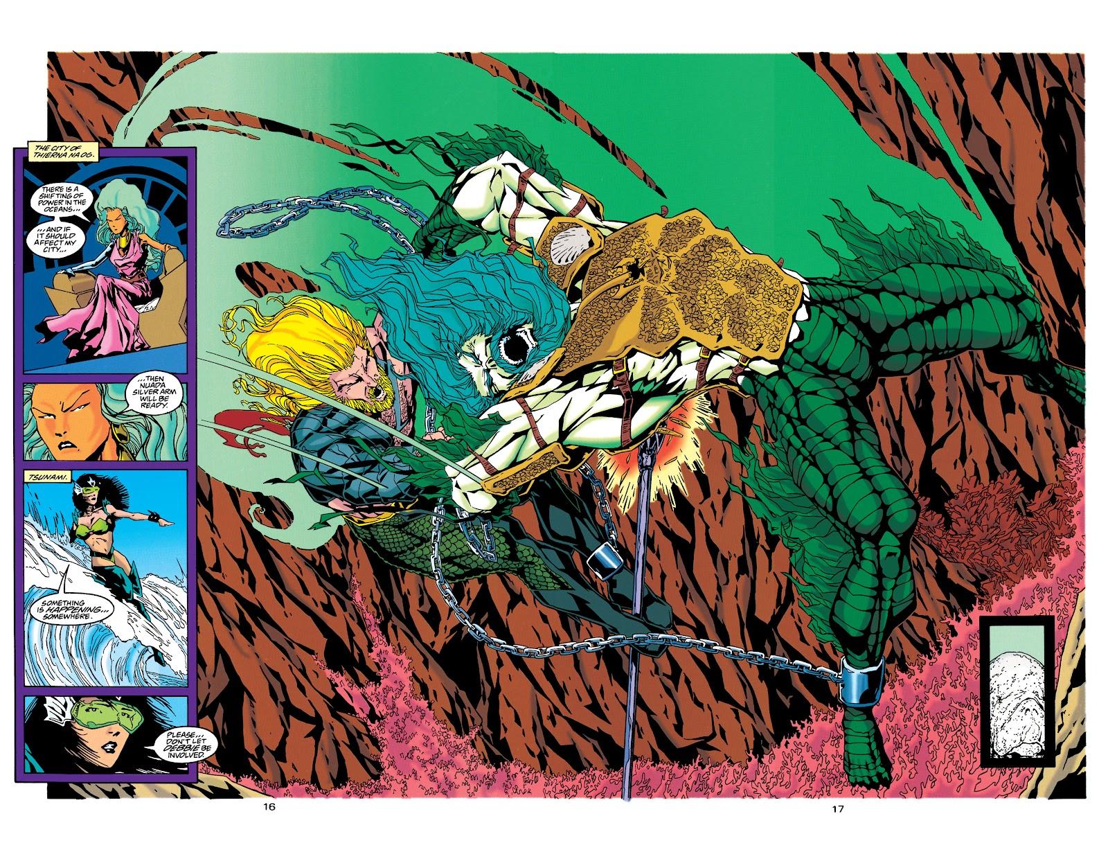 Aquaman (1994) Issue #34 #40 - English 14