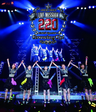 [TV-SHOW] Juice=Juice LIVE MISSION 220 ~Code3 Special →~Growing Up!~ (2016/08/17) (BDRIP)