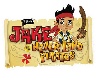 Jake and the Neverland Pirates logo