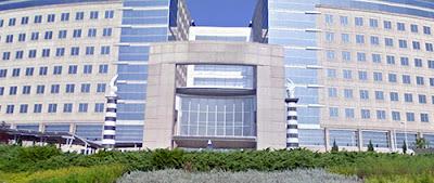 Sitios siniestros: La sede del IRS, Maryland