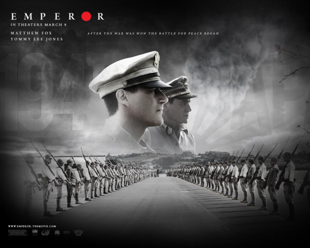 La película Emperor