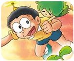 Nobita bay cao, game van phong