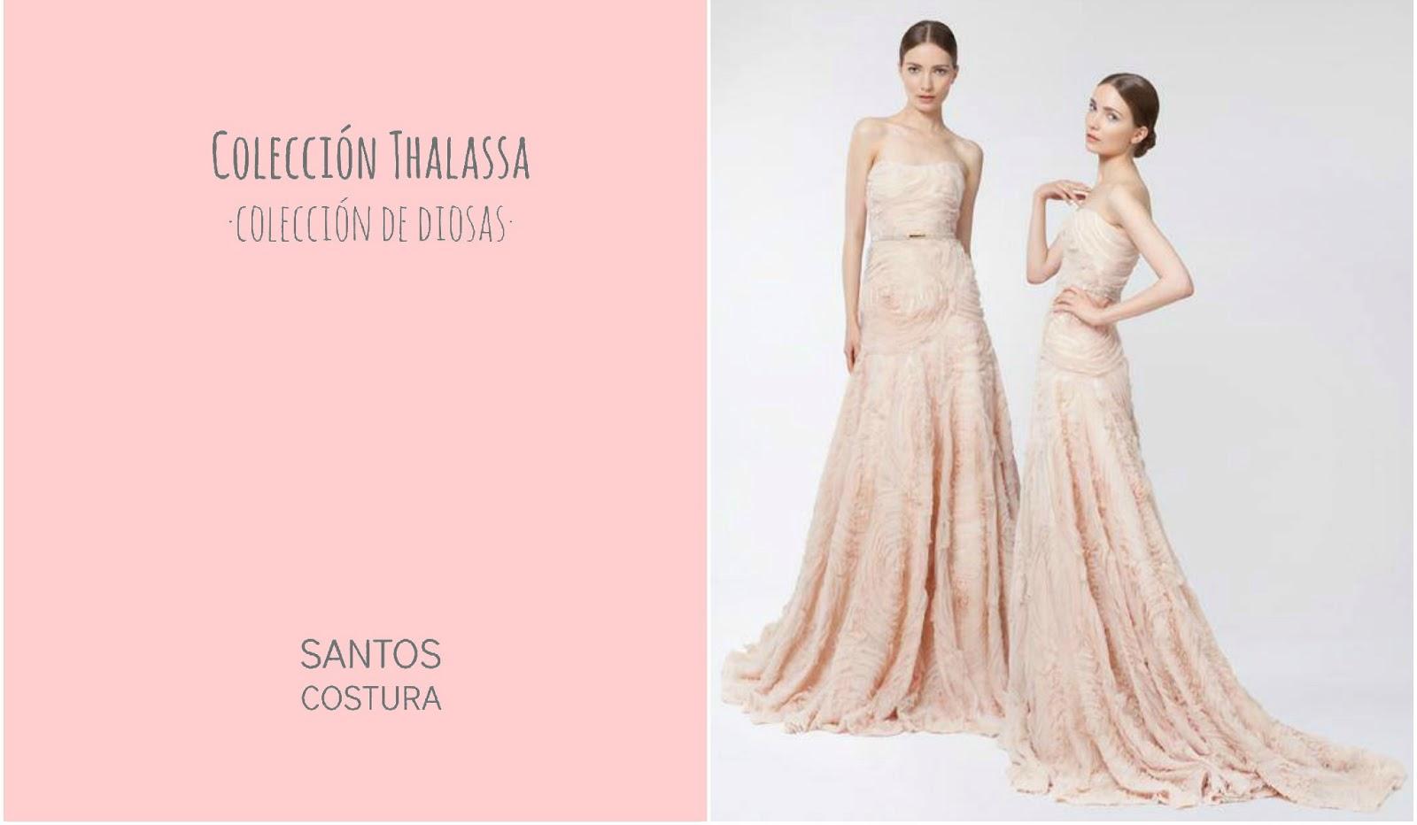 Avance Colección Thalassa by Santos Costura | A todo Confetti - Blog ...