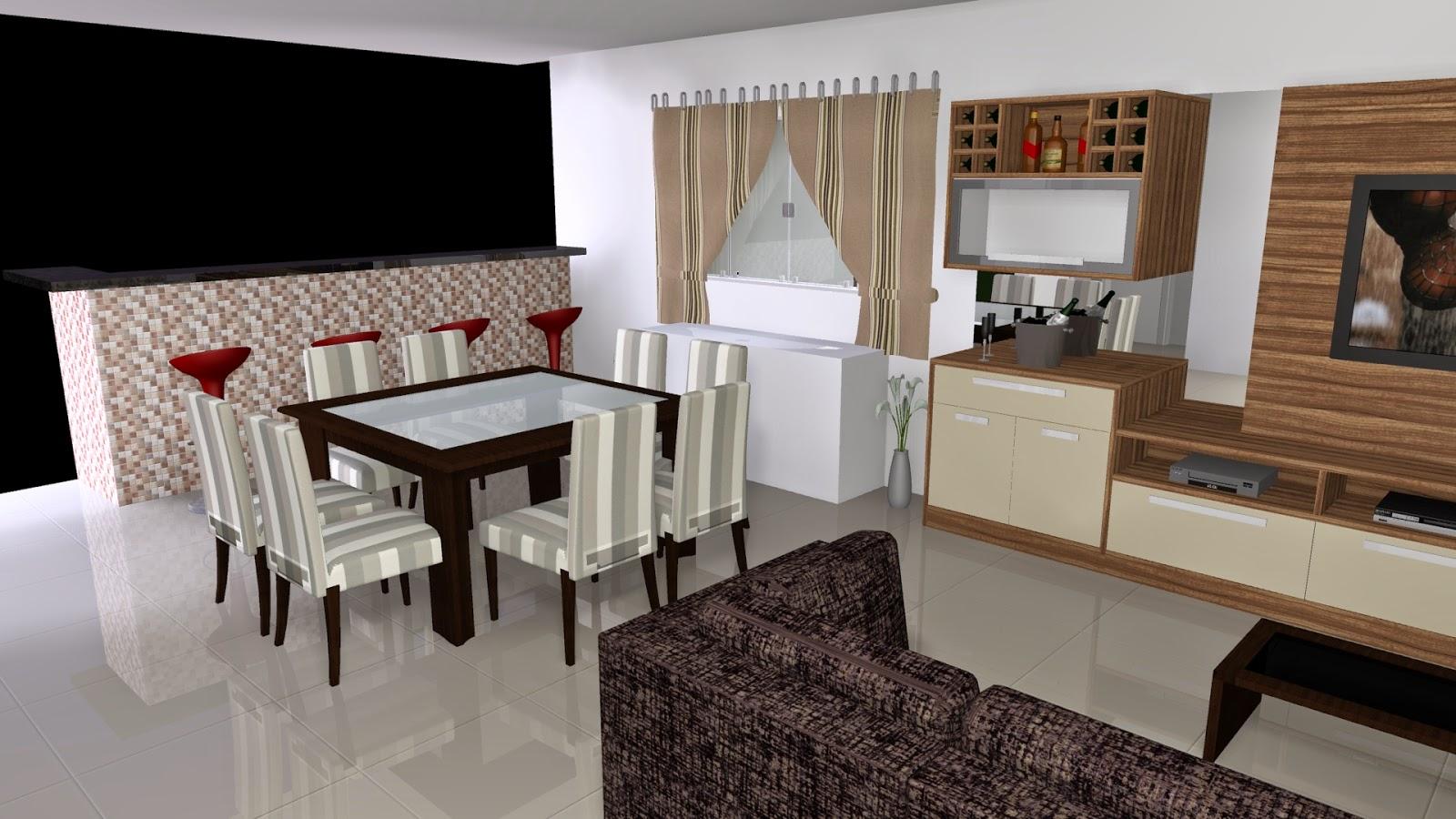 Barzinho Para Sala De Estar Pequena Koynfm Com Decora O E Sala  -> Sala Pequena Com Barzinho