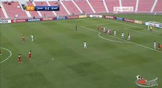 اهداف مباراة العراق وعمان 1-1 في تصفيات كأس العالم 12-6-2012