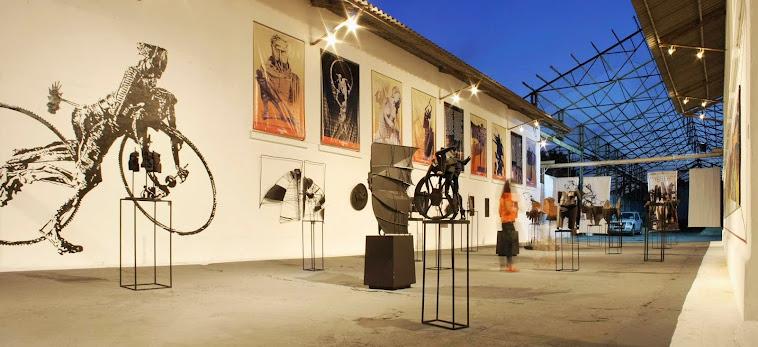 """""""El Viento de Ícaro"""" Museo de Arte Contemporáneo de Maracay (Mayo-Julio 2013)"""