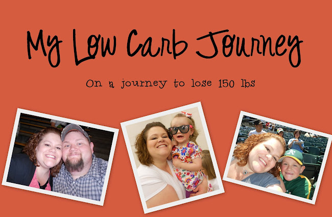 My Low Carb Journey