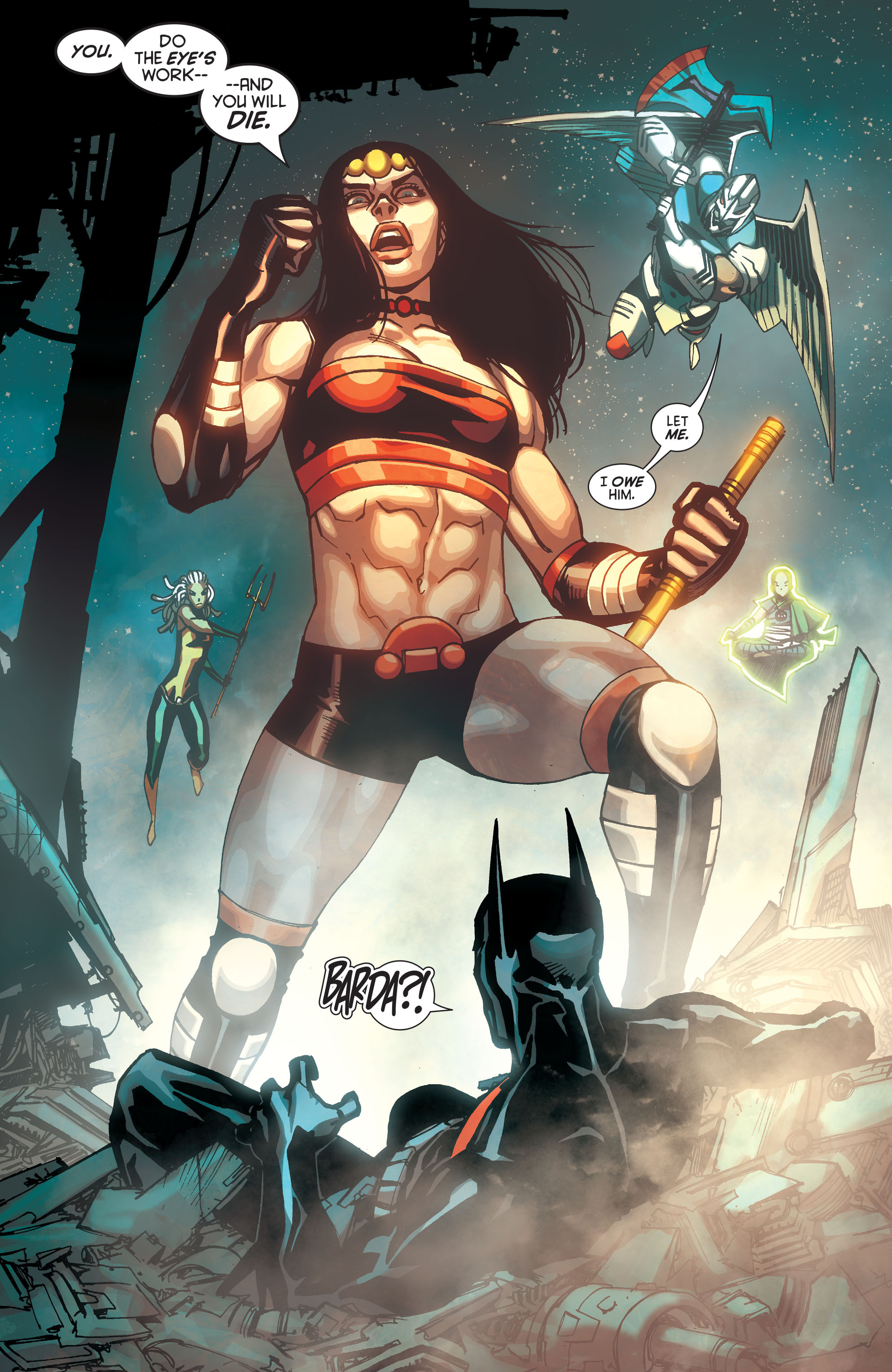 Batman Beyond (2015) Issue #10 #10 - English 17