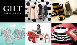Gilt Children, discounted high-end designer duds!