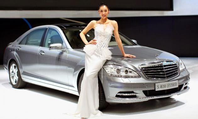 Le marché de l'auto en Chine ne craint pas le fléchissement de l'économie
