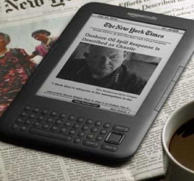 Thankful Thursday: Kindle