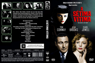 A SÉTIMA VÍTIMA (1943) - REMASTERIZADO