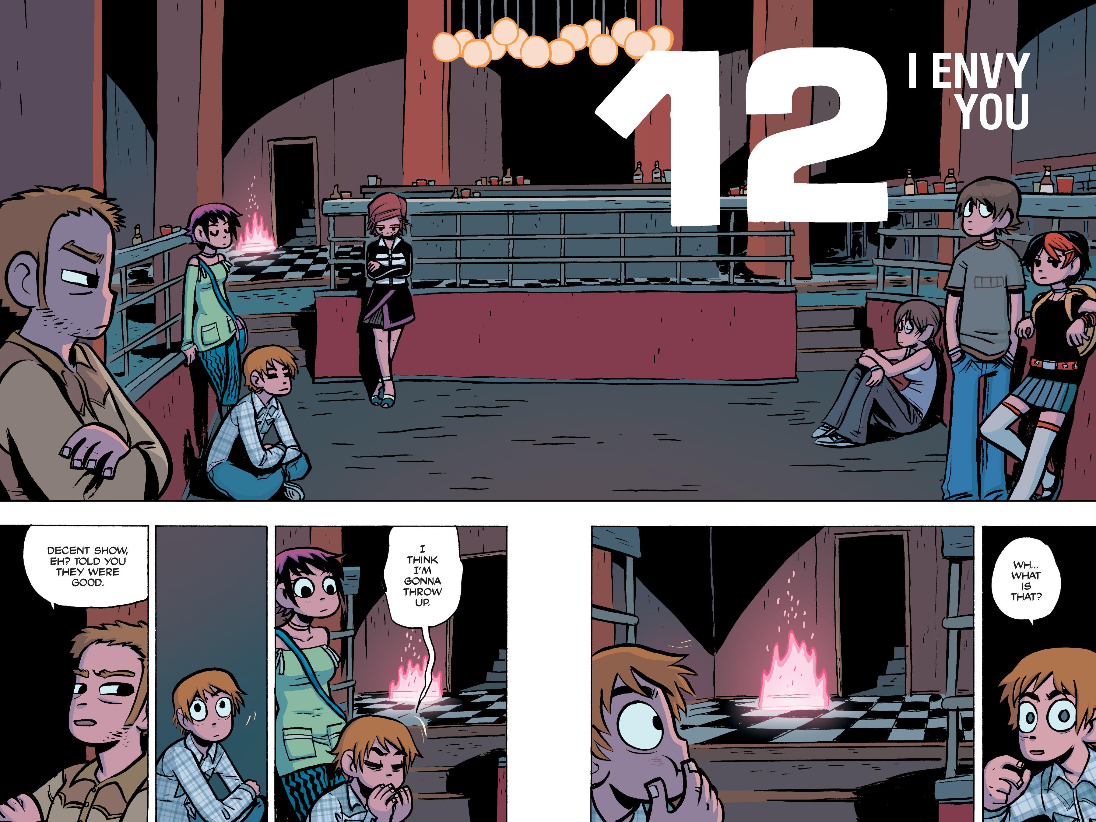 Read online Scott Pilgrim comic -  Issue #3 - 9