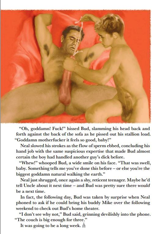 Handjobs Magazine Gay 12