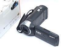 Jual Sony HDR-PJ240E Bekas