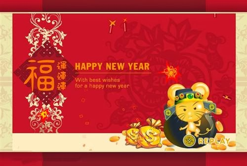 Best Happy Chinese New Year Greeting Cards 2016