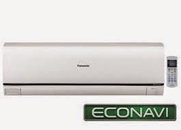 inilah gambar econavi ac panasonic terbaru