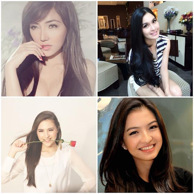 Wanita Tercantik Indonesia Sepanjang Masa