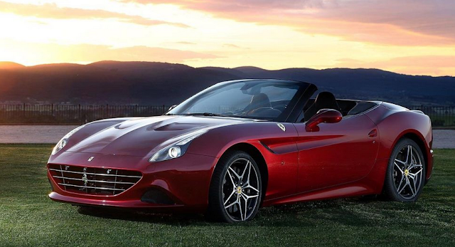 2016 Ferrari California T Specs and Release Date