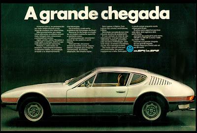 Volkswagen. 1972; brazilian advertising cars in the 70s; os anos 70; história da década de 70; Brazil in the 70s; propaganda carros anos 70; Oswaldo Hernandez;