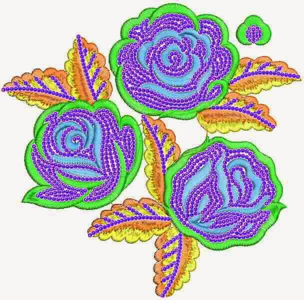 Embdesigntube Latest Embroidery Patches Designs