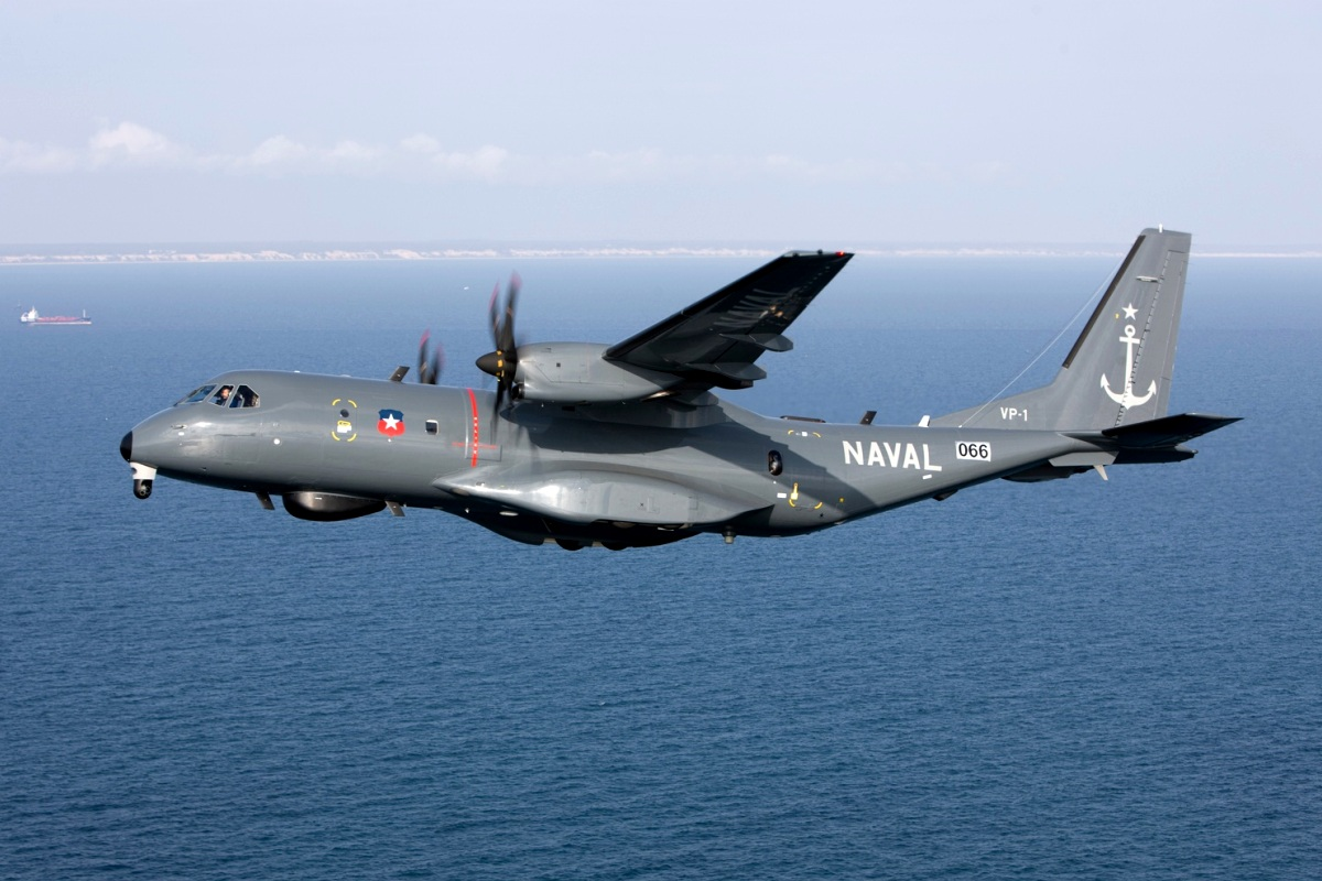 C295 Aircraft Wallpaper 1