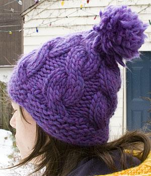 Knitting Patterns For Childrens Bobble Hats : Crafting With Style: My Favorite Free Hat Patterns to Knit or Crochet