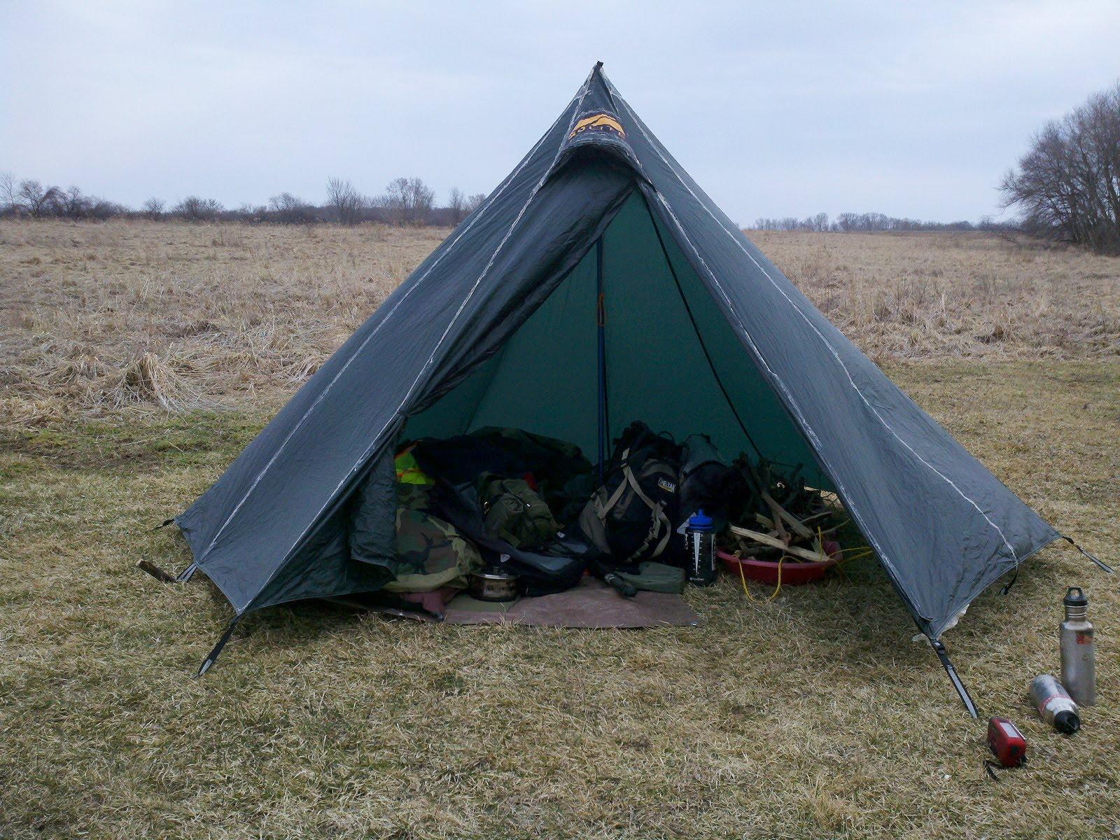 Nine Mile Skid Weekend Camping