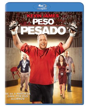 Peso Pesado - Blu Ray, DVD y Plataformas Digitales