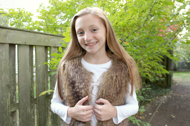 friday fresh picks fabulous faux fur vests for little