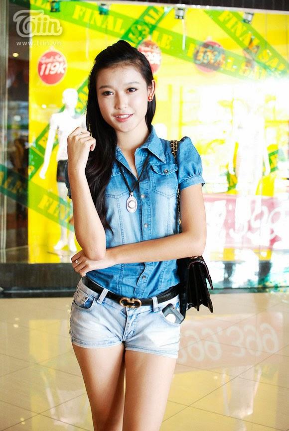 Huyen My doi thuong