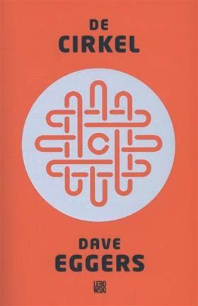 De Cirkel, Dave Eggers cover