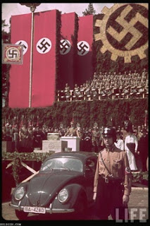 Adolf Hitler Volkswagen worldwartwo.filminspector.com
