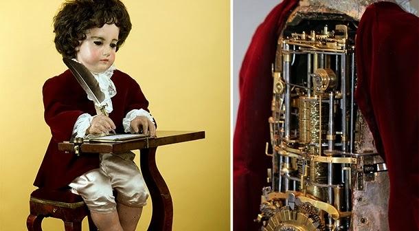 Este robô com 240 anos foi provavelmente o primeiro computador do mundo (com video)