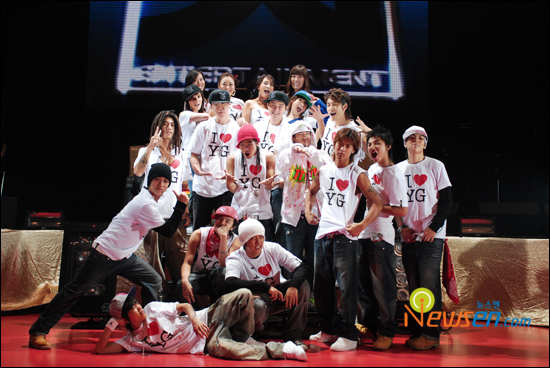 Big Bang News - Page 2 Yg-family-2008