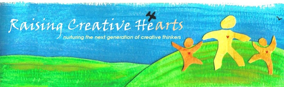 Raising Creative Hearts