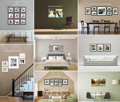 3888 9 or 1406965470 بالصور طرق لتزيين حوائط المنازل و صور ديكورات غرف المنزل العصري