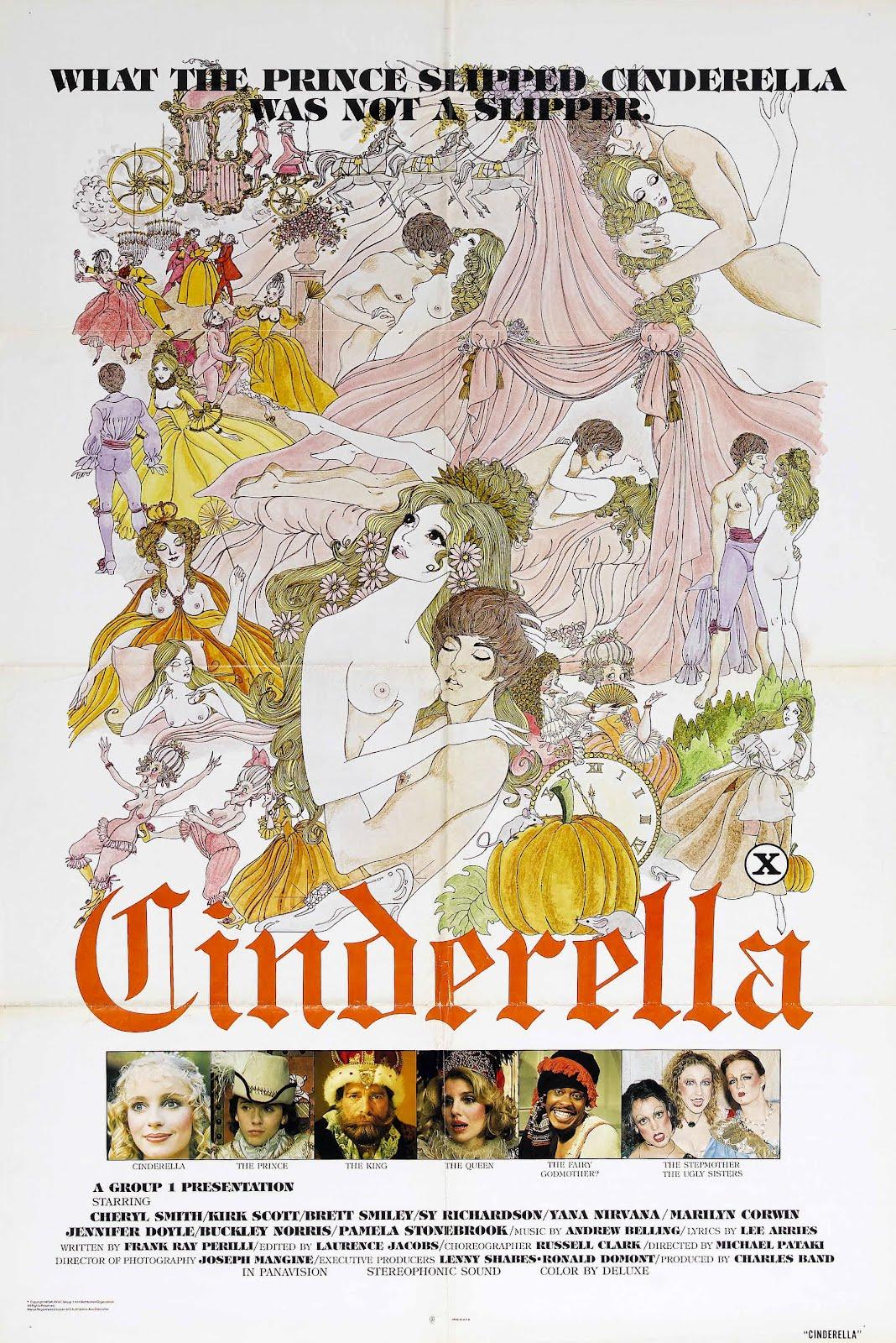 adult cob Cinderella movie corn