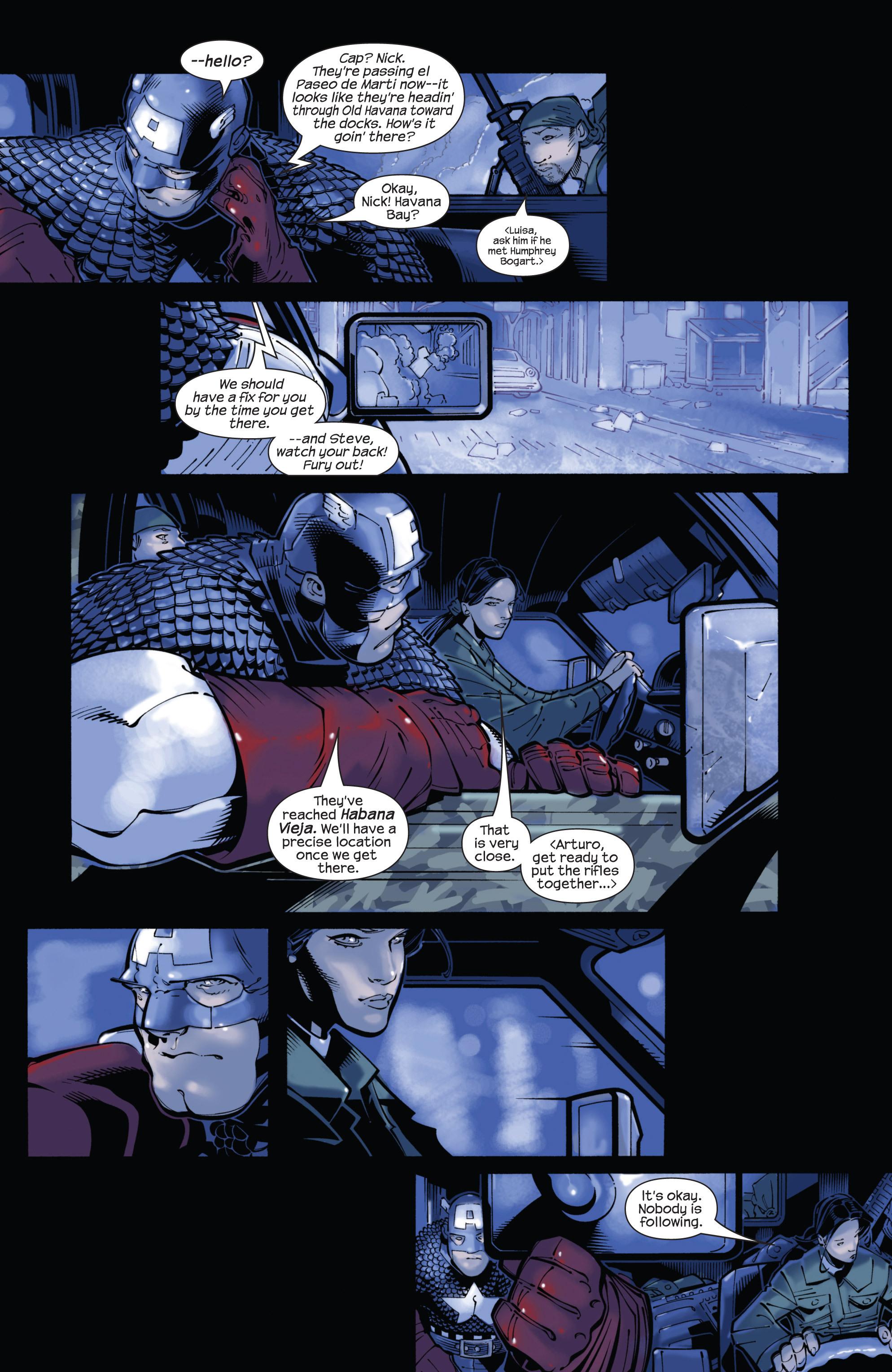 Captain America (2002) Issue #24 #25 - English 13