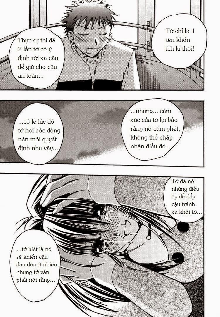 Karin - Chibi Vampire Chap 36 - Next Chap 37