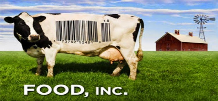 documental Food, Inc. la industria alimentaria de Estados Unidos