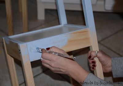 Modyfikacja mebli drewnianych